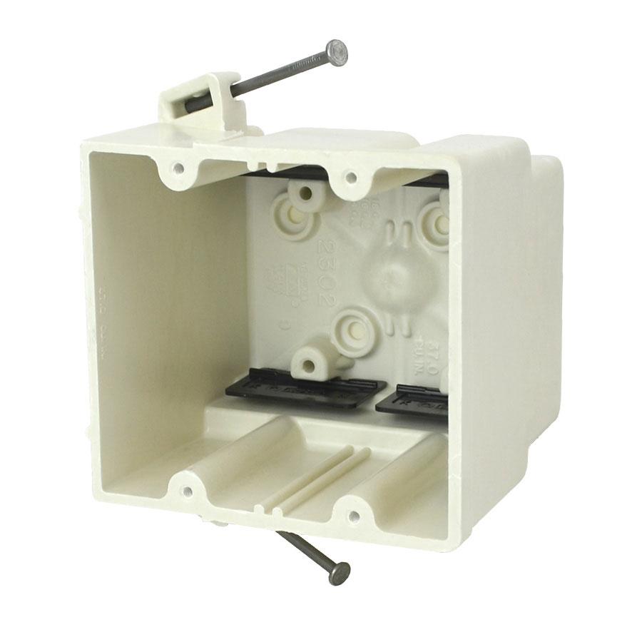 2302-N 2G SW BOX W/NAILS