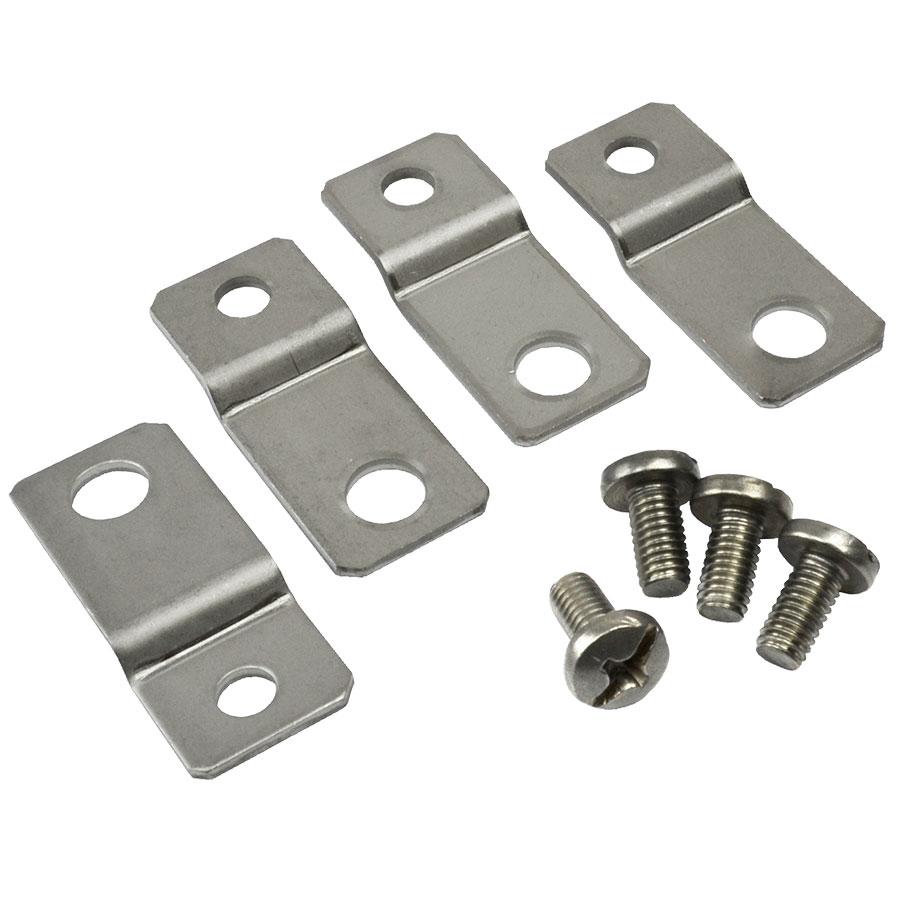 AM4-NLFS Stainless steel footbracket kit Control Series