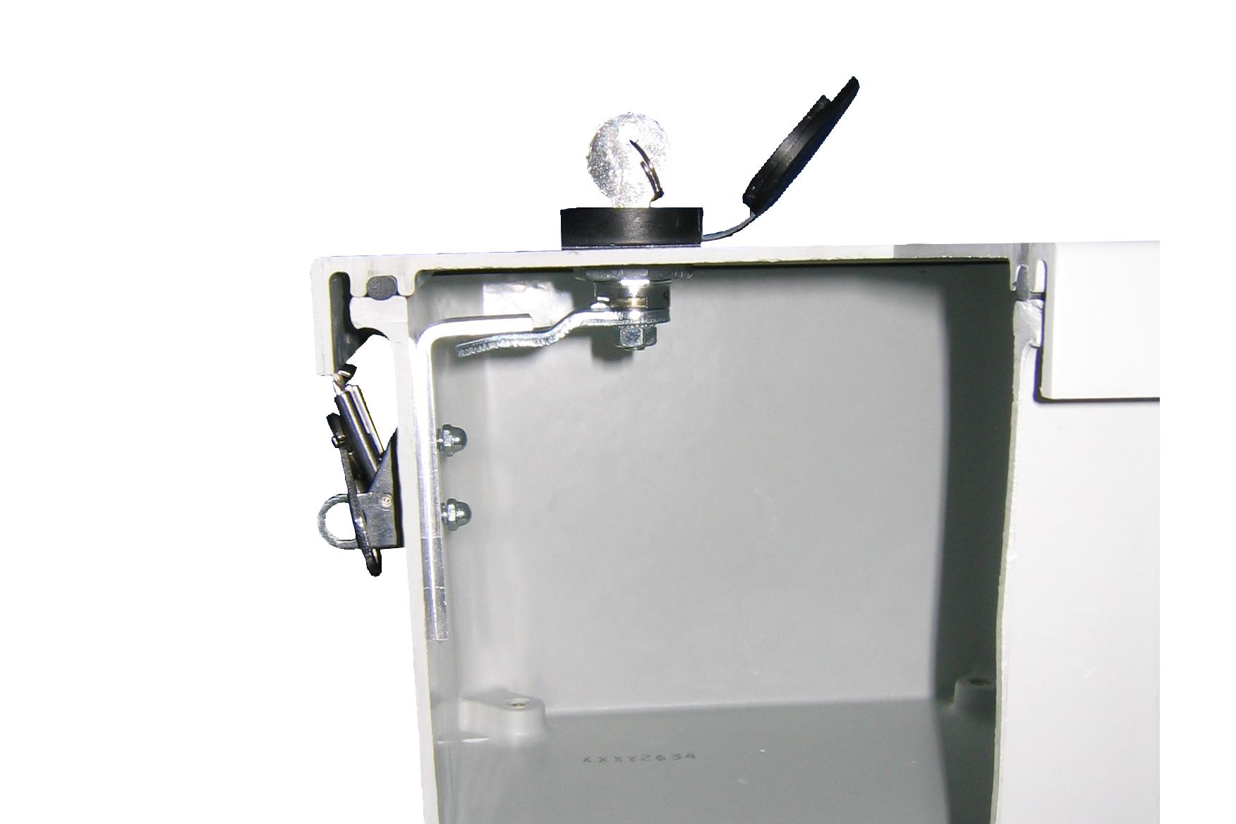 AMKEYLOCKRC Keylock assembly kit AMR Series 6  30