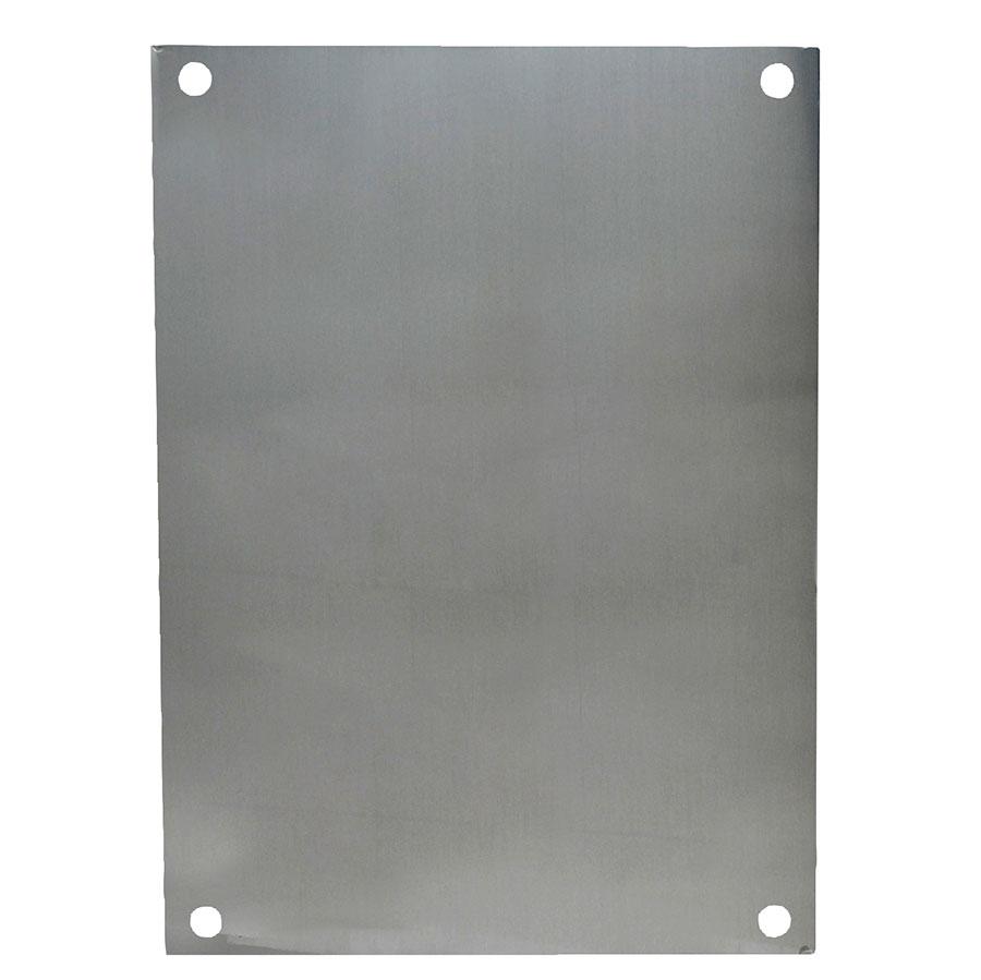 PA164 Aluminum back panel