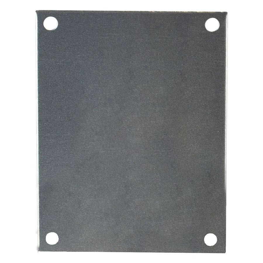 PA74 Aluminum back panel