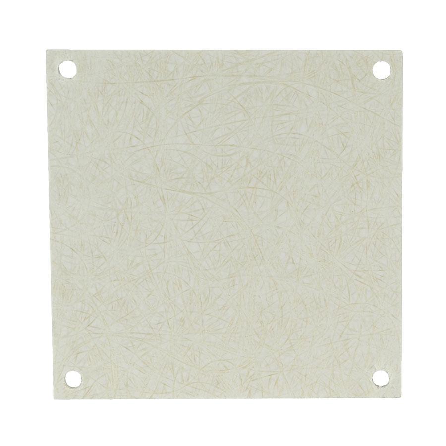 PF66 Fiberglass back panel for use with fiberglass enclosures