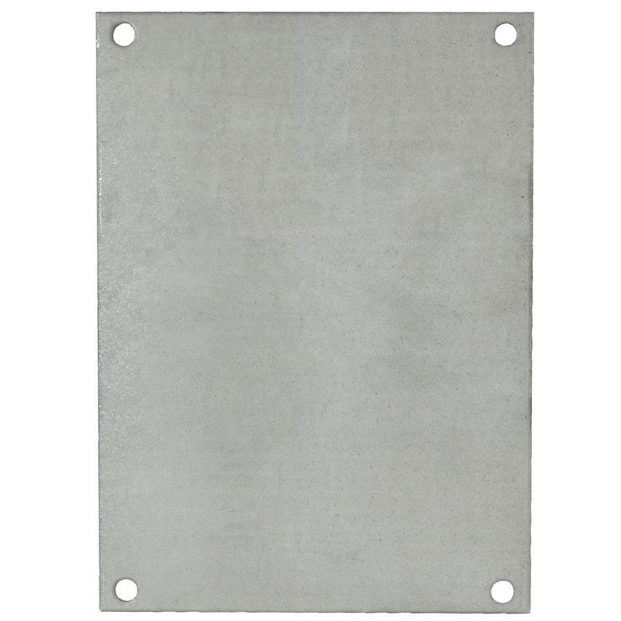 PG164 Galvannealed steel back panel