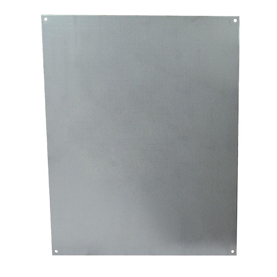 PG206 Galvannealed steel back panel