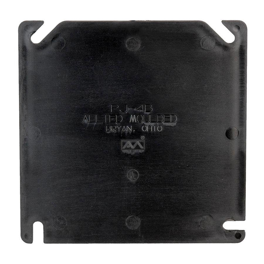 PJ-4B 4 square junction box blank cover