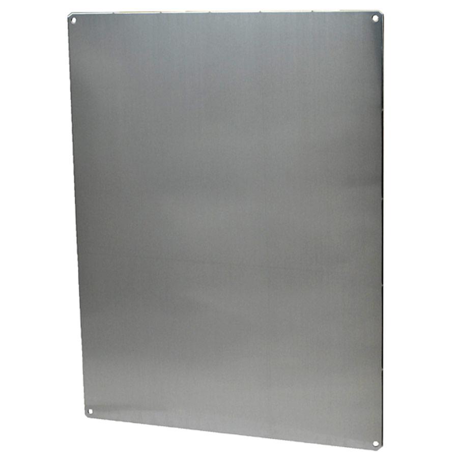 PLA206 Aluminum back panel