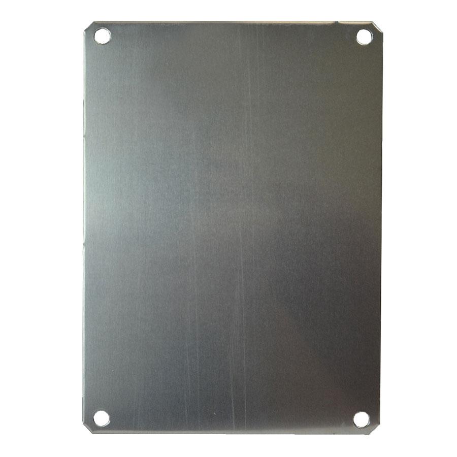 PLA86 Aluminum back panel