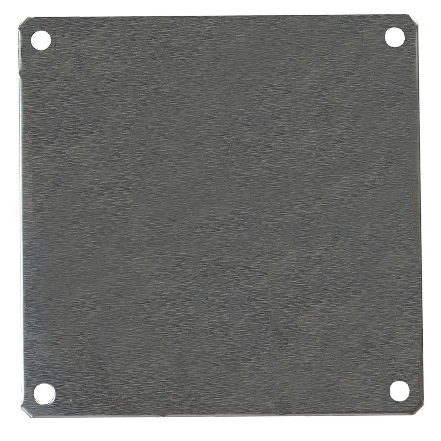 PLA88 Aluminum back panel