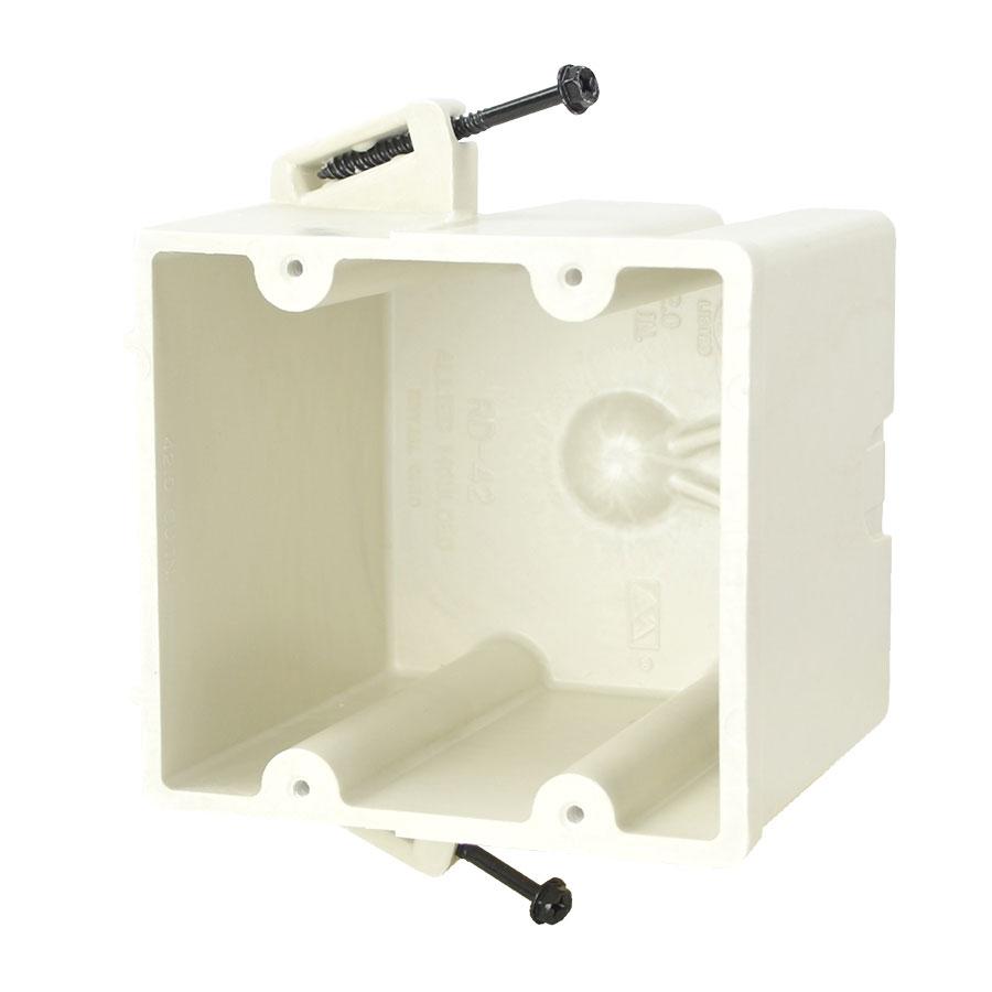RD-42SS Rangedryer electrical box steel stud screws