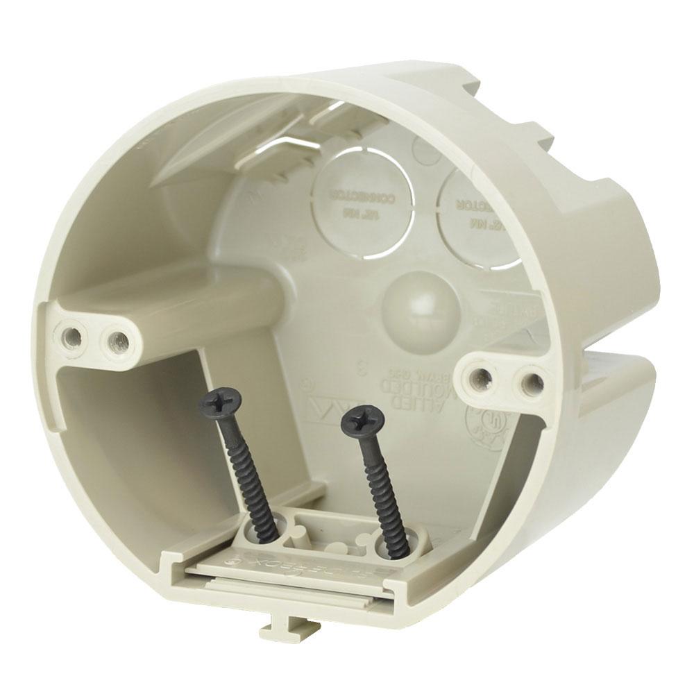 SB-CB 4 round adjustable fixture support box